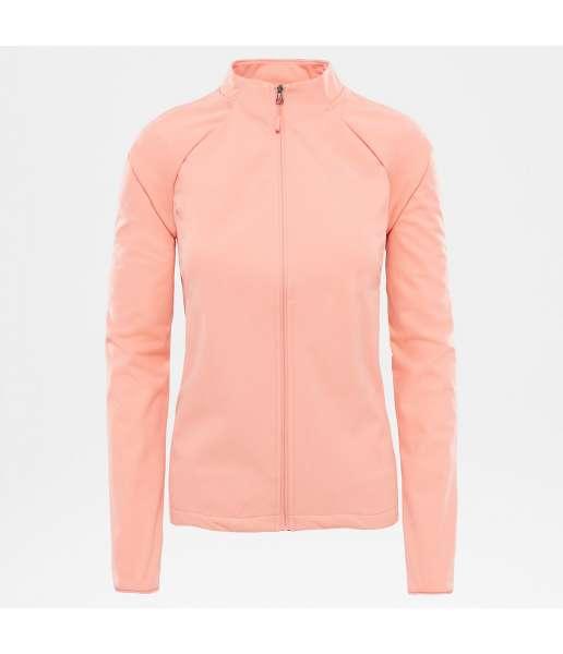 Inlux softshell jacket W