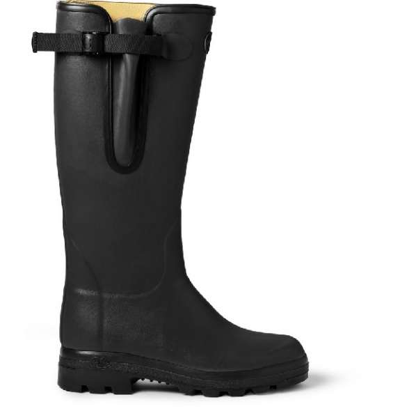 Vierzon leather lined boots W