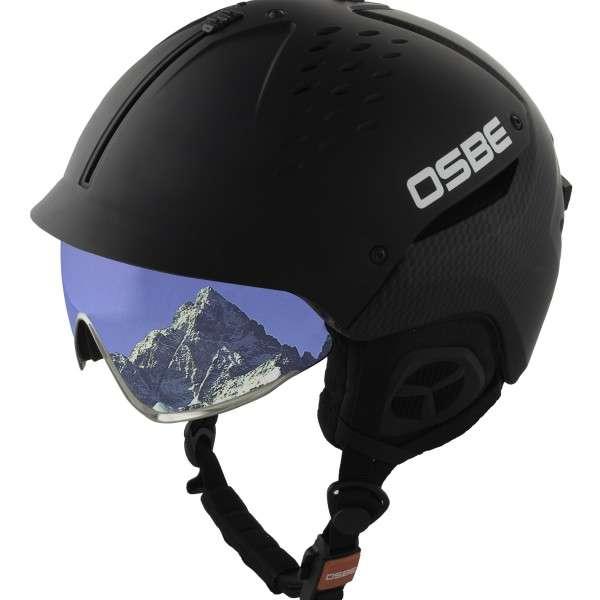 Helm Avenger carbon look
