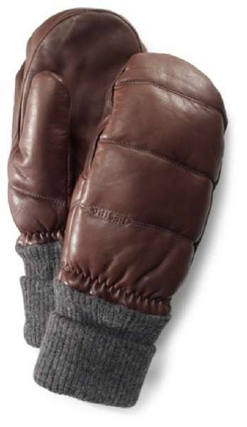 Leather mitt voss W