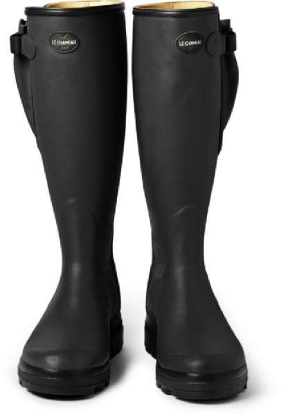 Vierzon leather lined boots
