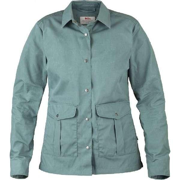 Greenland shirt jacket w