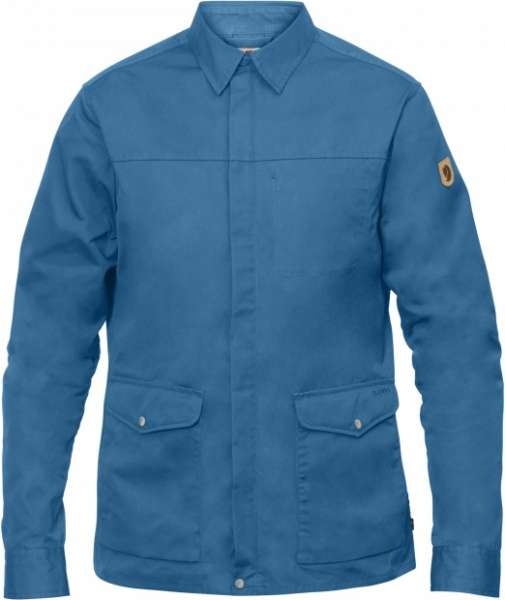 Greenland Zip Shirt Jacket