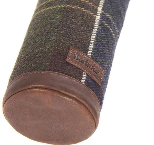 Tartan thermal flask