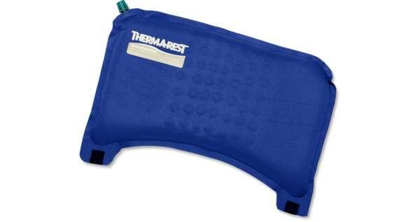 Travel Cushion, Nautical Blue