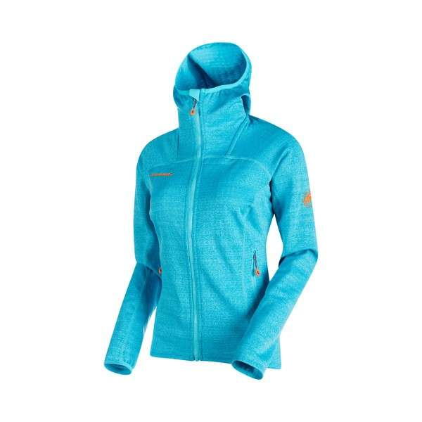 Eiswand guide ml hooded jackete dames